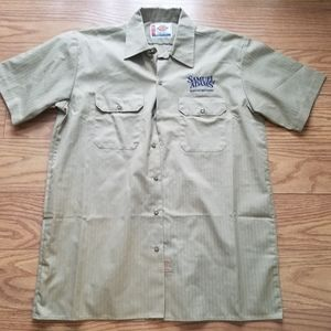 Dickies Samuel Adam's Button Up shirt